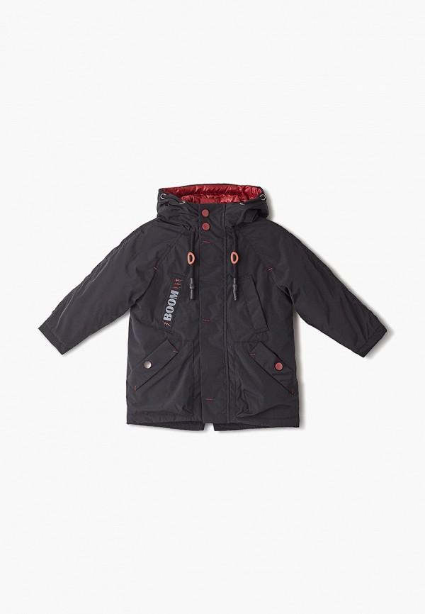 Фото - Куртку утепленная Boom черного цвета