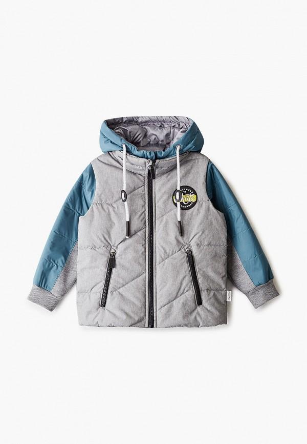 Куртка утепленная Boom Boom BO051EBIFZY2 цена в Москве и Питере