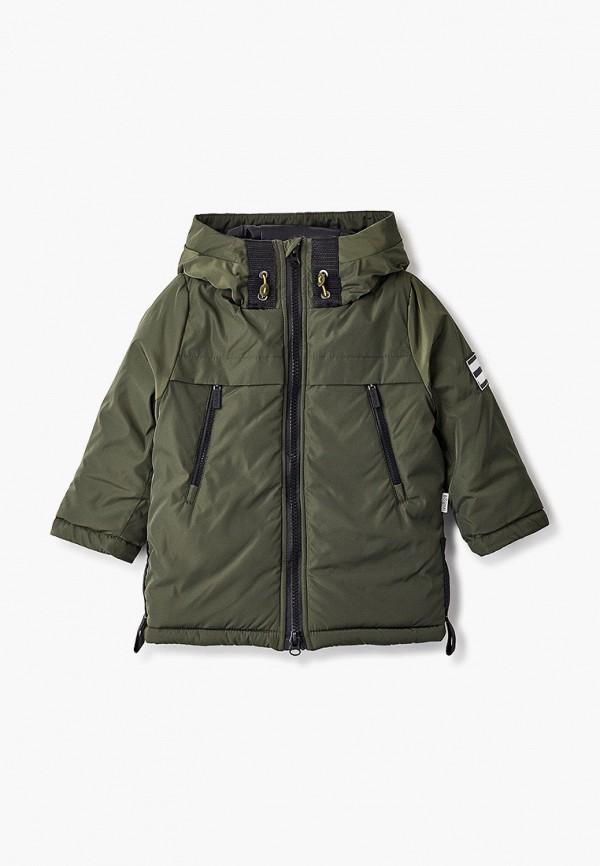куртка boom by orby для мальчика, хаки