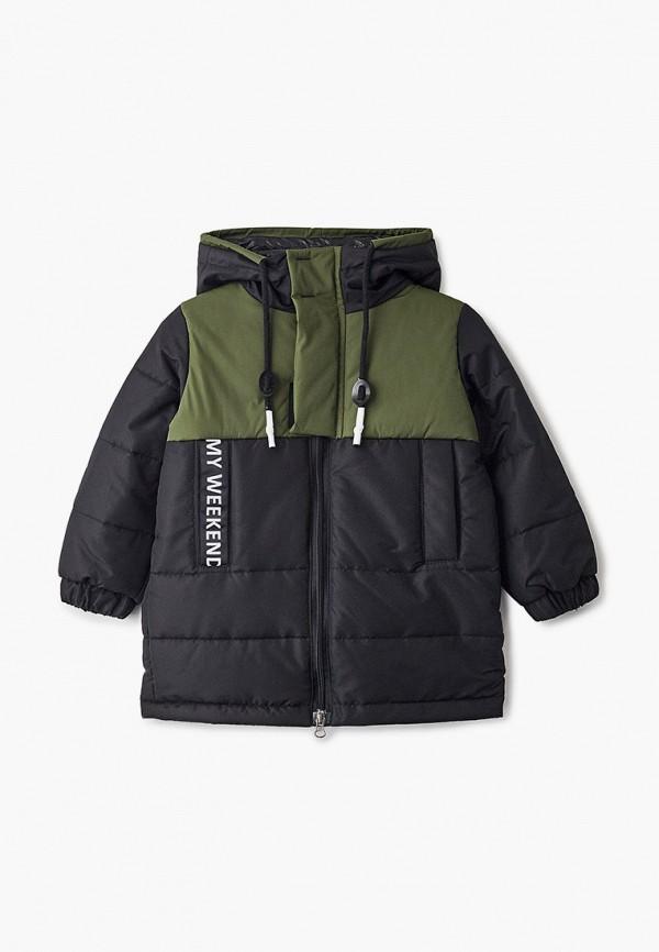Куртка для мальчика утепленная Boom 101007_BOB