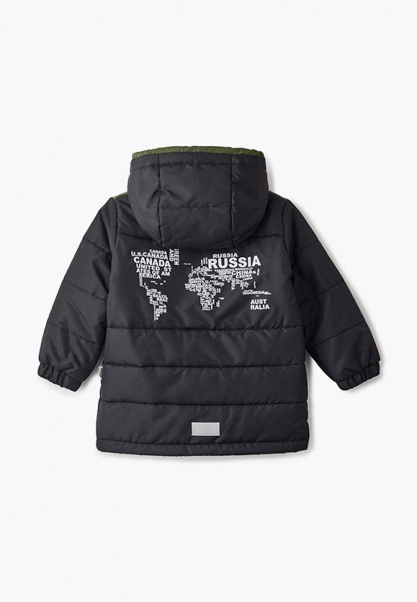Куртка для мальчика утепленная Boom 101007_BOB Фото 2