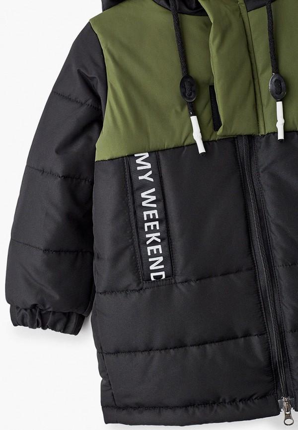 Куртка для мальчика утепленная Boom 101007_BOB Фото 3