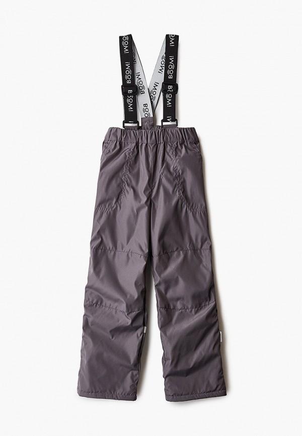 брюки boom by orby для мальчика, серые