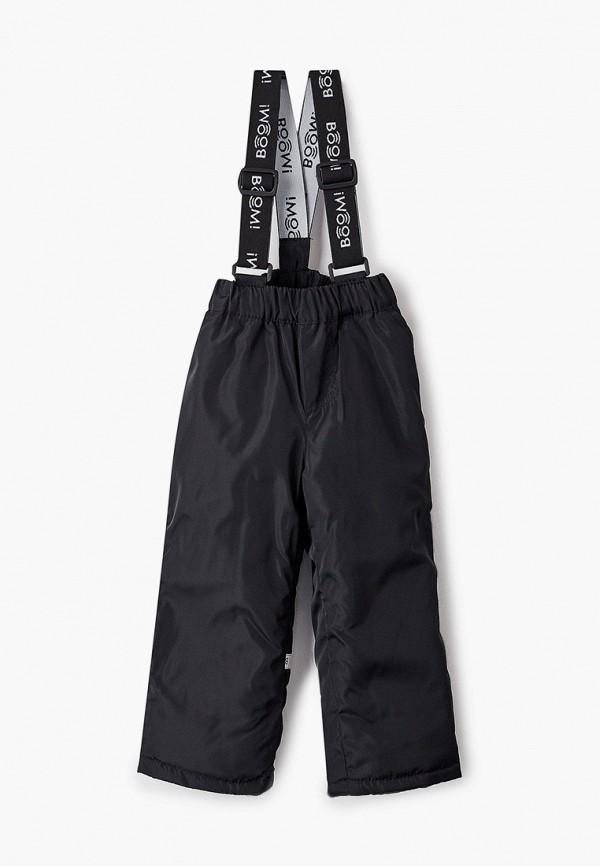 брюки boom by orby для мальчика, черные