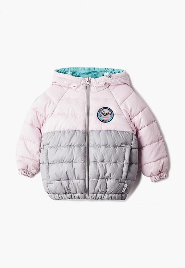 Куртка для девочки утепленная Boom 80377_BOG