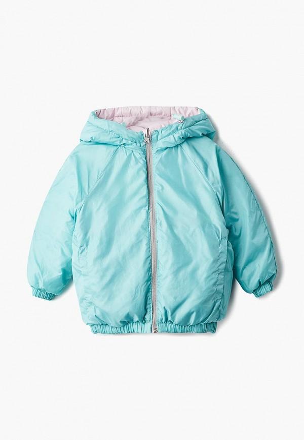 Куртка для девочки утепленная Boom 80377_BOG Фото 2