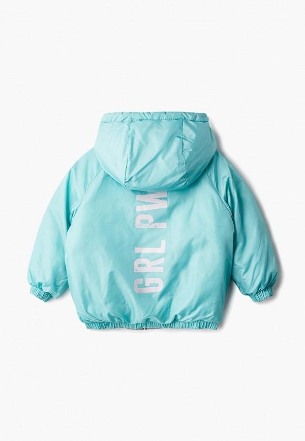 Куртка для девочки утепленная Boom 80377_BOG Фото 4
