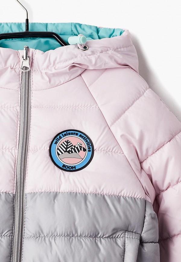 Куртка для девочки утепленная Boom 80377_BOG Фото 5