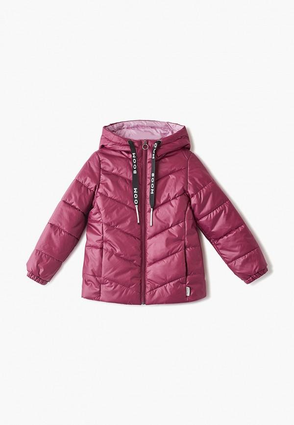 Фото - Куртку утепленная Boom розового цвета