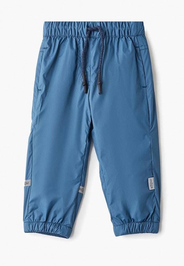брюки boom by orby для девочки, бирюзовые