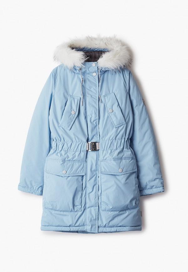 Куртка утепленная Boom Boom BO051EGGPRD7 куртка для девочки boom цвет голубой 80006 bog размер 164