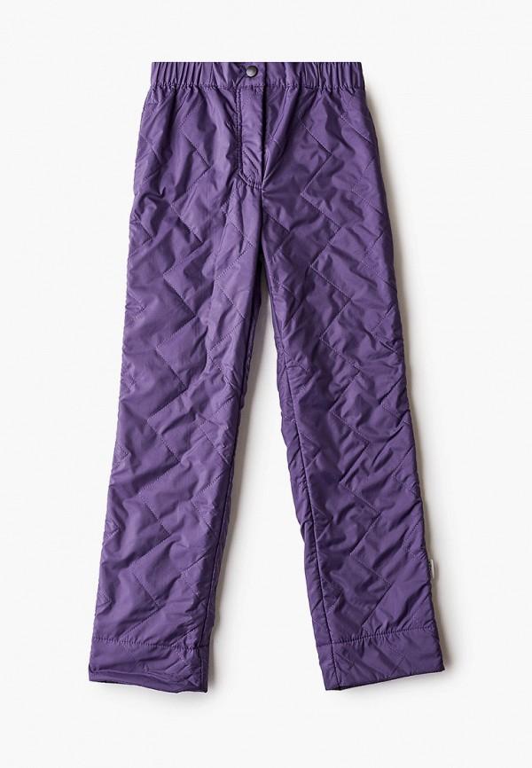 брюки boom by orby для девочки, фиолетовые