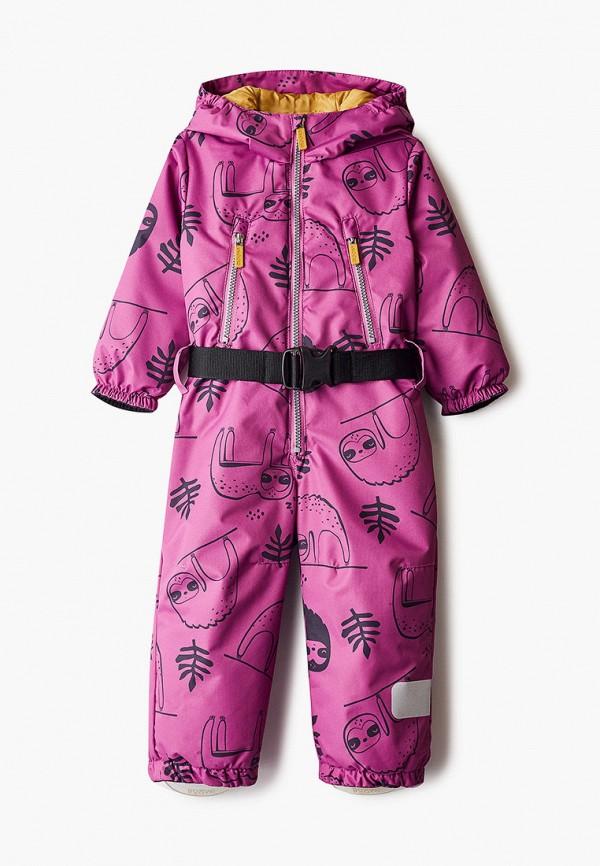 комбинезоны и костюмы boom by orby для девочки, фиолетовые