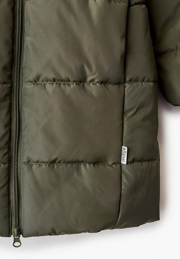Куртка для девочки утепленная Boom 100419_BOG Фото 3
