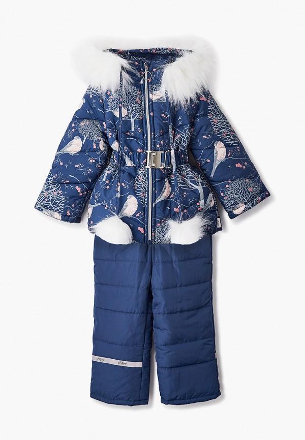 комбинезоны и костюмы boom by orby для девочки, синие