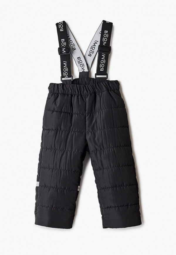 брюки boom by orby для девочки, черные