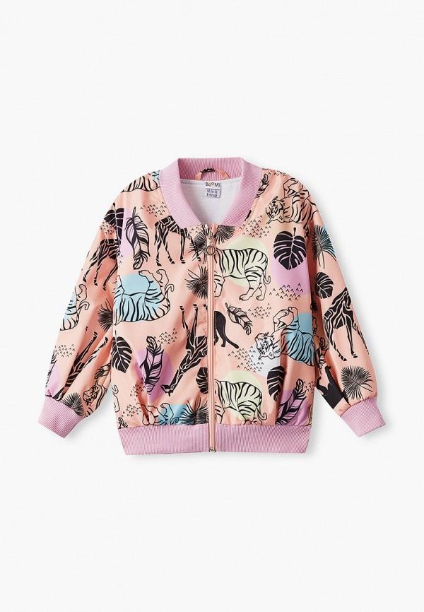 Куртка для девочки Boom 101211_BOG