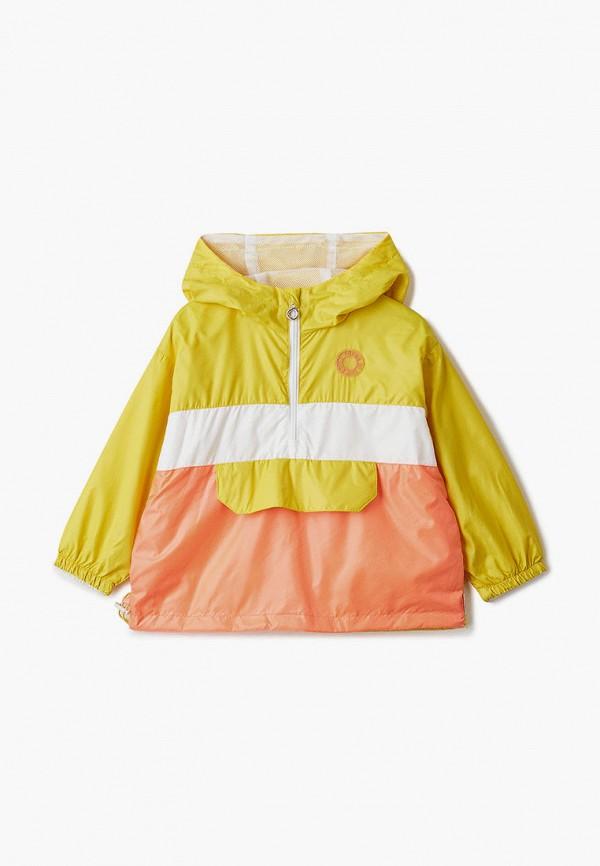 куртка boom by orby для девочки, разноцветная