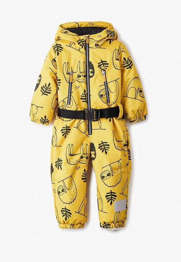 комбинезоны и костюмы boom by orby малыши, желтые
