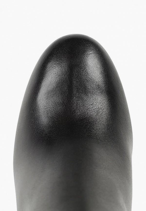 Фото 4 - женские ботильоны Bosccolo черного цвета