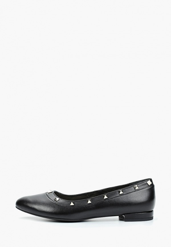 женские туфли bosccolo, черные