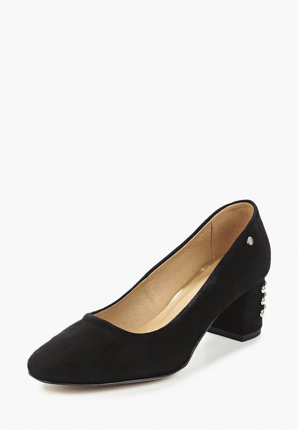 Фото 2 - женские туфли Bosccolo черного цвета