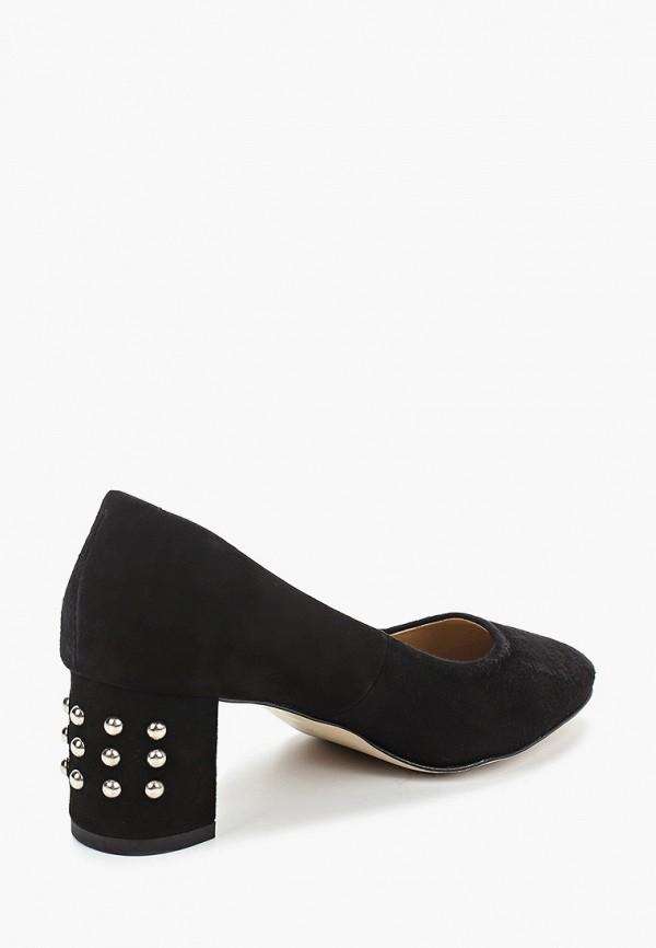 Фото 3 - женские туфли Bosccolo черного цвета
