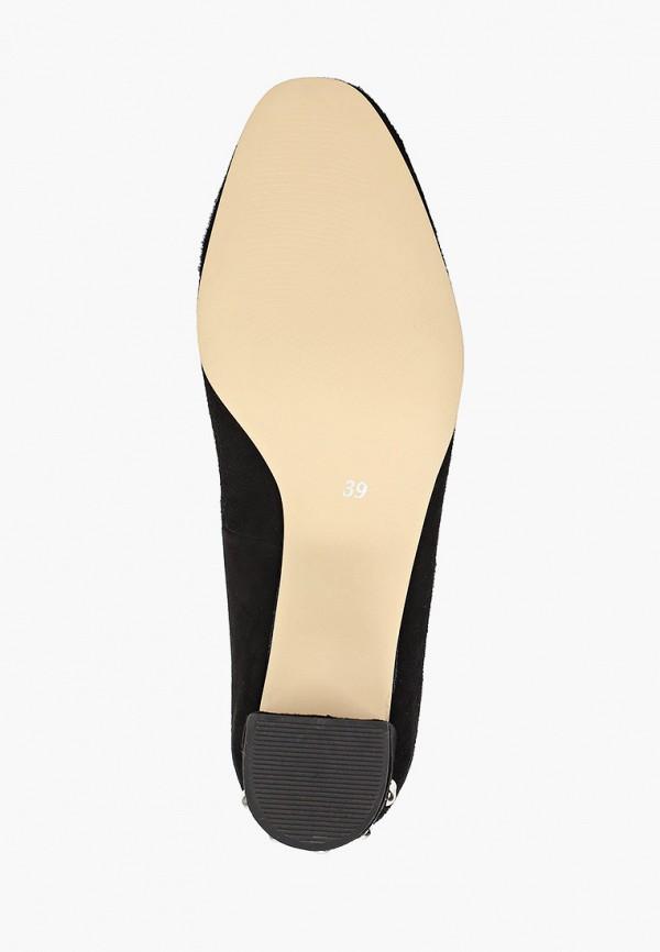 Фото 5 - женские туфли Bosccolo черного цвета