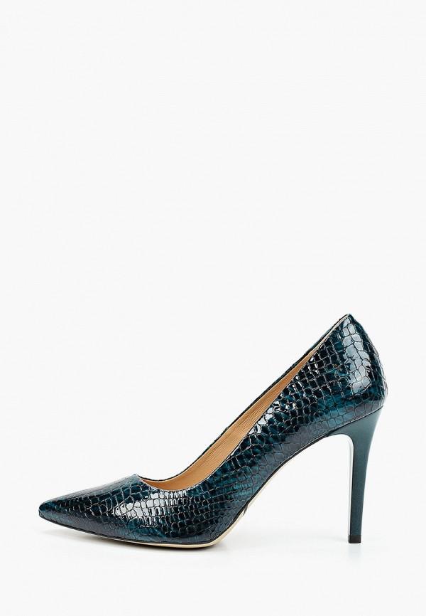 женские туфли bosccolo, зеленые