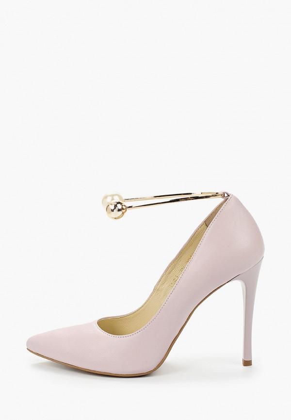 женские туфли bosccolo, фиолетовые