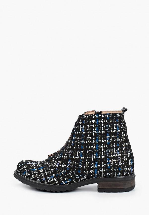 женские ботинки bosccolo, черные