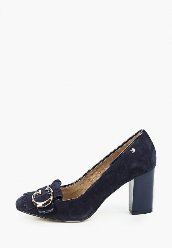 женские туфли bosccolo, синие
