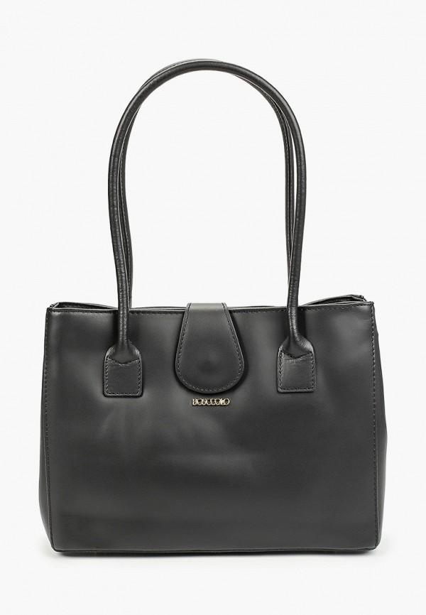 женская сумка bosccolo, черная