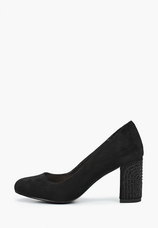женские туфли bona mente, черные
