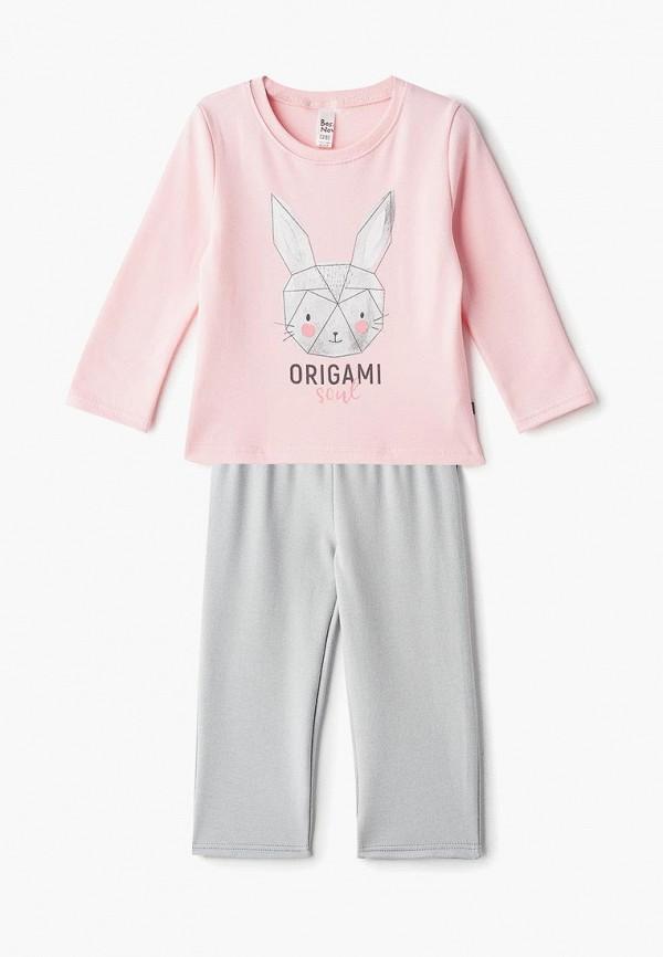 Пижама Bossa Nova Bossa Nova BO055EBDPMU5 футболка с полной запечаткой для девочек