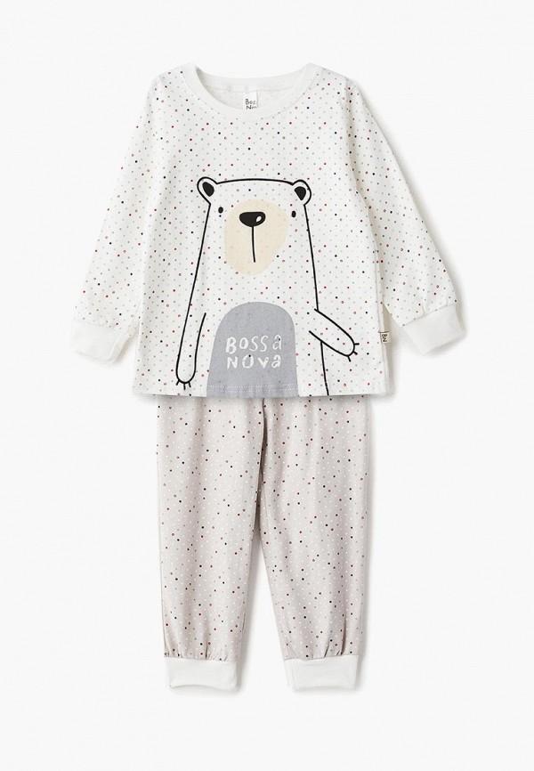 Фото - Пижама Bossa Nova Bossa Nova BO055EGCUIH6 пижамы и ночные сорочки bossa nova пижама джемпер и брюки для девочки супергерои 356б 161