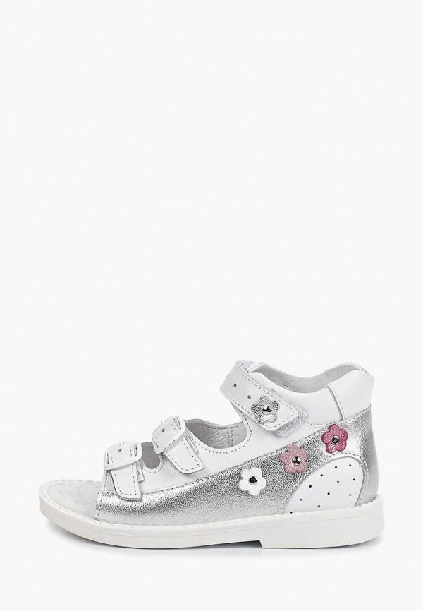 сандалии bottilini для девочки, разноцветные