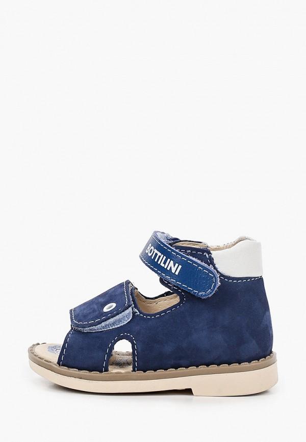 сандалии bottilini малыши, синие