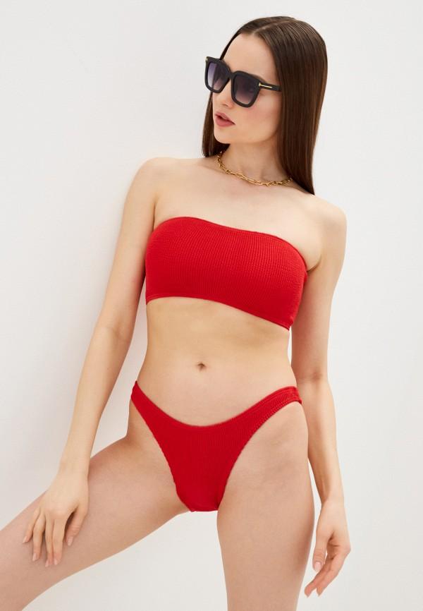 женский лиф bound by bond-eye australia, красный