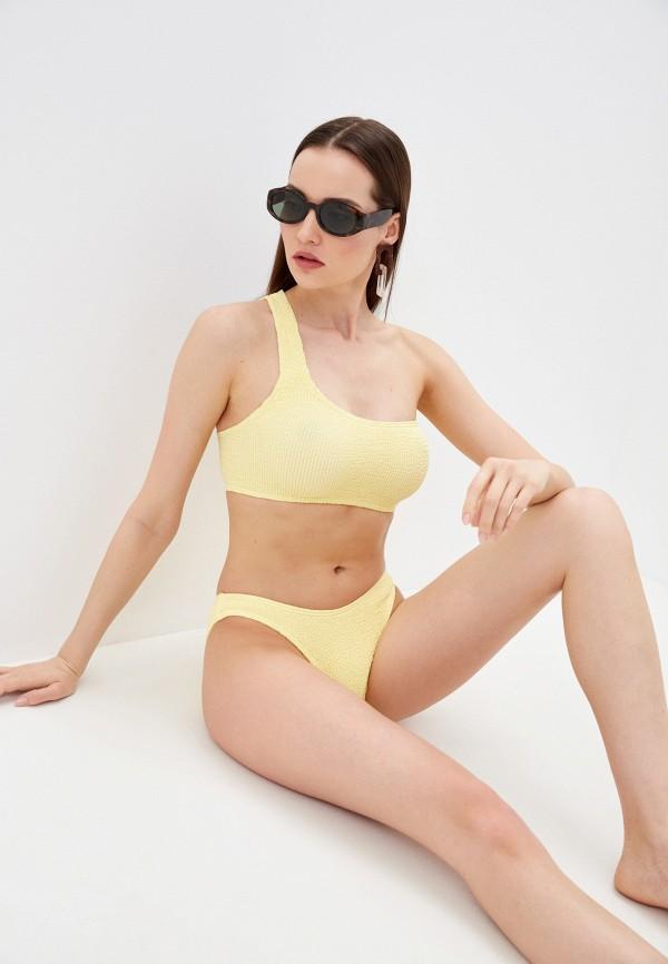 женский лиф bound by bond-eye australia, желтый