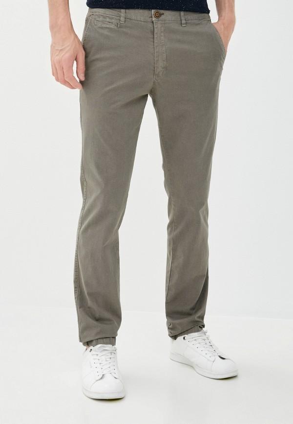 мужские брюки чинос boston, бежевые