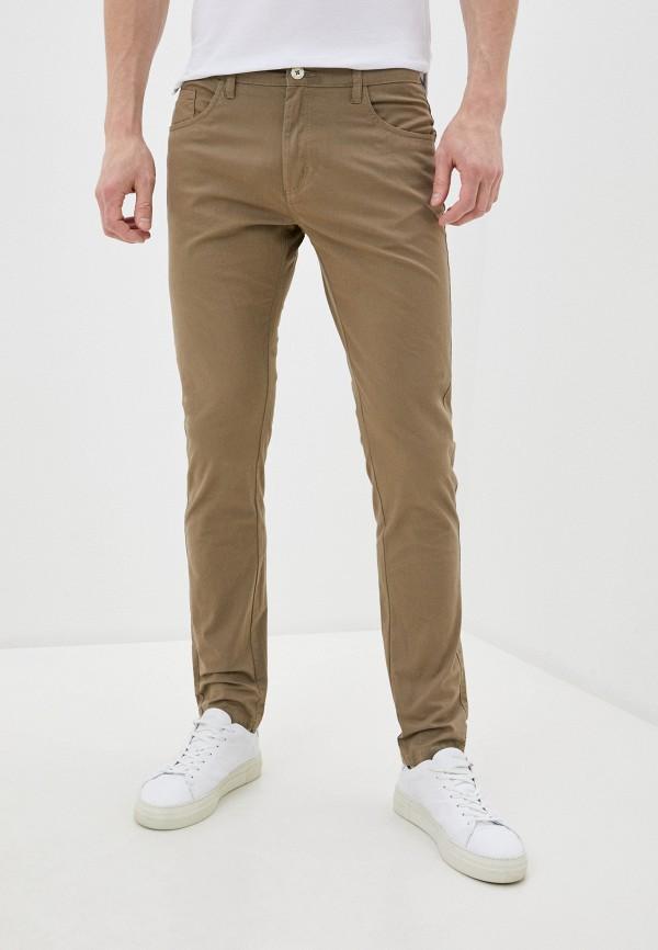 мужские повседневные брюки boston, бежевые
