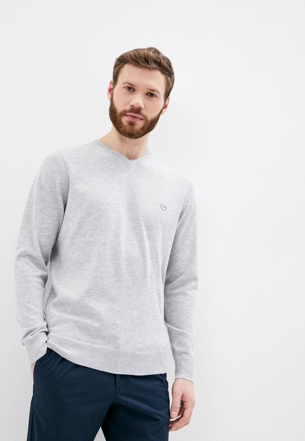 мужской пуловер boston, серый
