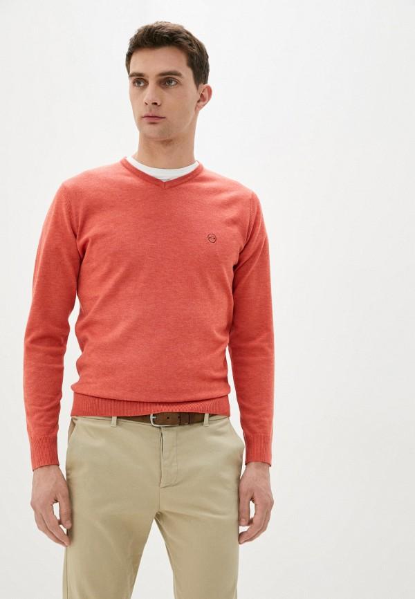мужской пуловер boston, красный