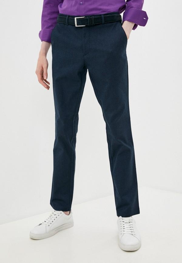 мужские брюки boston, синие