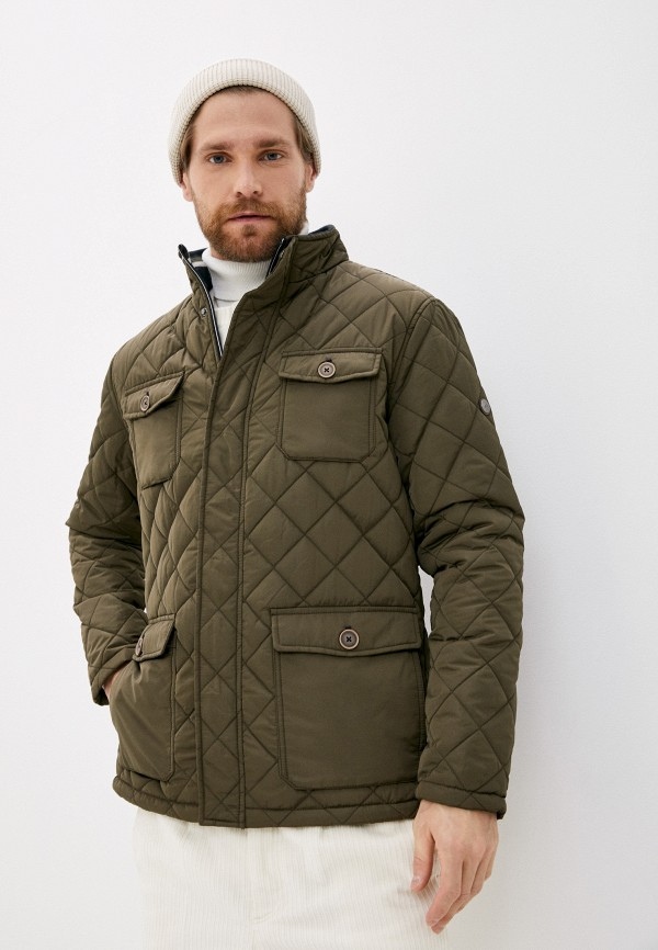 мужская куртка boston, хаки