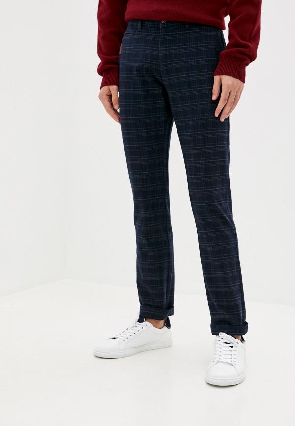 мужские брюки чинос boston, синие