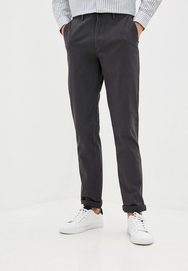 мужские брюки чинос boston, серые