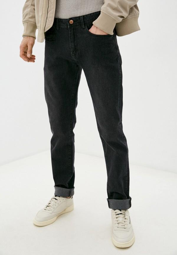 мужские зауженные джинсы boston, серые