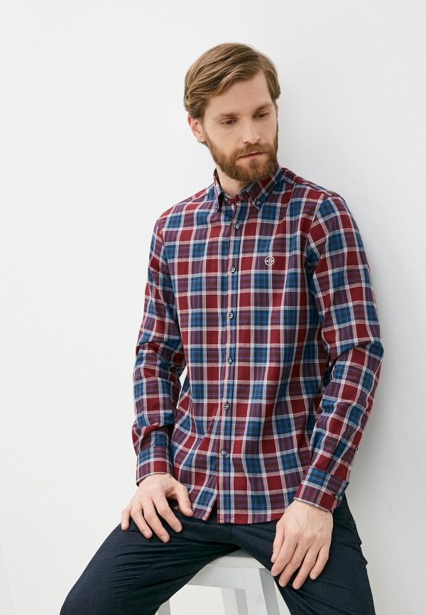 мужская рубашка с длинным рукавом boston, разноцветная